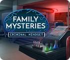 Family Mysteries: Criminal Mindset 游戏