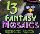 Fantasy Mosaics 13: Unexpected Visitor 游戏