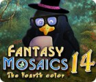 Fantasy Mosaics 14: Fourth Color 游戏