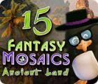 Fantasy Mosaics 15: Ancient Land 游戏