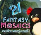 Fantasy Mosaics 21: On the Movie Set 游戏