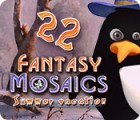 Fantasy Mosaics 22: Summer Vacation 游戏