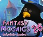 Fantasy Mosaics 26: Fairytale Garden 游戏