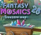 Fantasy Mosaics 28: Treasure Map 游戏