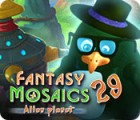 Fantasy Mosaics 29: Alien Planet 游戏