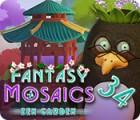 Fantasy Mosaics 34: Zen Garden 游戏