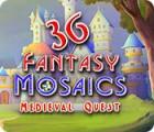 Fantasy Mosaics 36: Medieval Quest 游戏