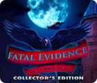 Fatal Evidence: The Cursed Island Collector's Edition 游戏
