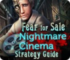 Fear For Sale: Nightmare Cinema Strategy Guide 游戏