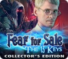 Fear for Sale: The 13 Keys Collector's Edition 游戏