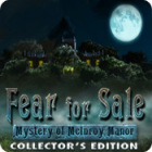 Fear for Sale: The Mystery of McInroy Manor Collector's Edition 游戏