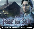Fear for Sale: Tiny Terrors Collector's Edition 游戏