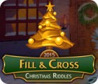 Fill And Cross Christmas Riddles 游戏