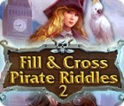 Fill and Cross Pirate Riddles 2 游戏
