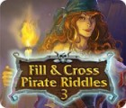 Fill and Cross Pirate Riddles 3 游戏