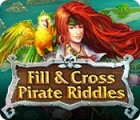 Fill and Cross Pirate Riddles 游戏