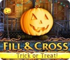 Fill And Cross. Trick Or Threat 游戏