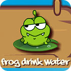 Frog Drink Water 游戏