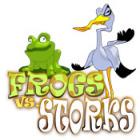 Frogs vs Storks 游戏