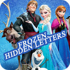 Frozen. Hidden Letters 游戏