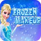 Frozen. Make Up 游戏