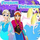 Frozen. Princesses 游戏