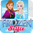 Frozen Selfie Make Up 游戏
