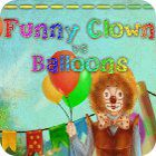 Funny Clown vs Balloons 游戏