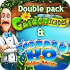 Gardenscapes & Fishdom H20 Double Pack 游戏