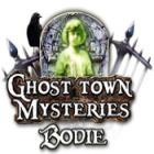 Ghost Town Mysteries: Bodie 游戏