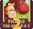Griddlers: Ted and P.E.T. 2 游戏