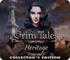 Grim Tales: Heritage Collector's Edition 游戏