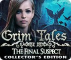 Grim Tales: The Final Suspect Collector's Edition 游戏