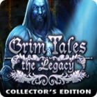 Grim Tales: The Legacy Collector's Edition 游戏