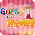 Guess The Names 游戏