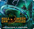 Halloween Chronicles: Evil Behind a Mask Collector's Edition 游戏