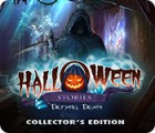 Halloween Stories: Defying Death Collector's Edition 游戏