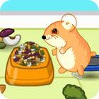 Hamster Lost In Food 游戏