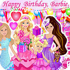 Happy Birthday Barbie 游戏