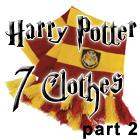 Harry Potter 7 Clothes Part 2 游戏