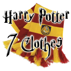 Harry Potter 7 Clothes 游戏