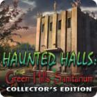 Haunted Halls: Green Hills Sanitarium Collector's Edition 游戏