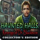 Haunted Halls: Revenge of Doctor Blackmore Collector's Edition 游戏