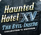 Haunted Hotel XV: The Evil Inside Collector's Edition 游戏
