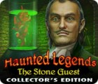 Haunted Legends: The Stone Guest Collector's Edition 游戏