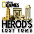 National Georgaphic Games: Herod's Lost Tomb ??