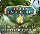 Hidden Expedition: The Altar of Lies Collector's Edition 游戏