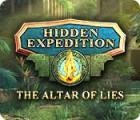 Hidden Expedition: The Altar of Lies 游戏