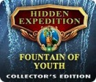 Hidden Expedition: The Fountain of Youth Collector's Edition 游戏