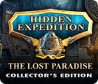 Hidden Expedition: The Lost Paradise Collector's Edition 游戏